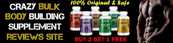 Crazy Bulk NZ - Best Legal Anabolic Steroids & Stacks - SlimNZ